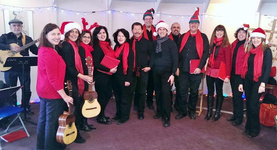 Los Parranderos Christmas Carols
