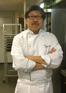 Chef Clarence Tay